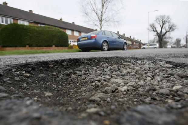 Will government cash help repair pothole covered Cornish roads?