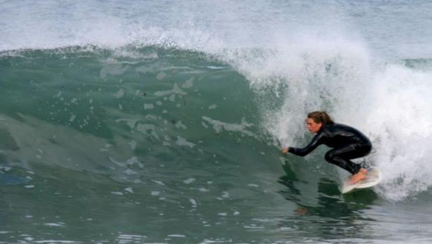 Penryn College student Ruby Breadon selected for GB surf team
