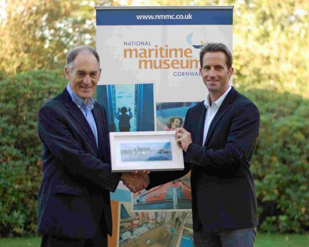 Olympic sailing champion becomes new Maritime Museum patron
