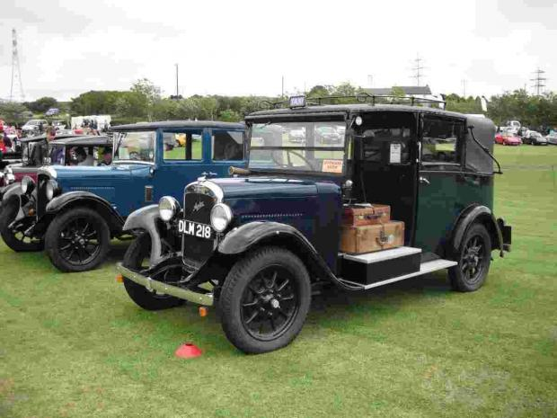 Packed schedule planned for this year's West Cornwall Motor Show