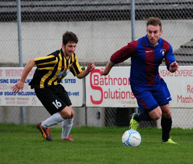 Wendron thrash Falmouth Town; Illogan come from behind to beat Perranwell