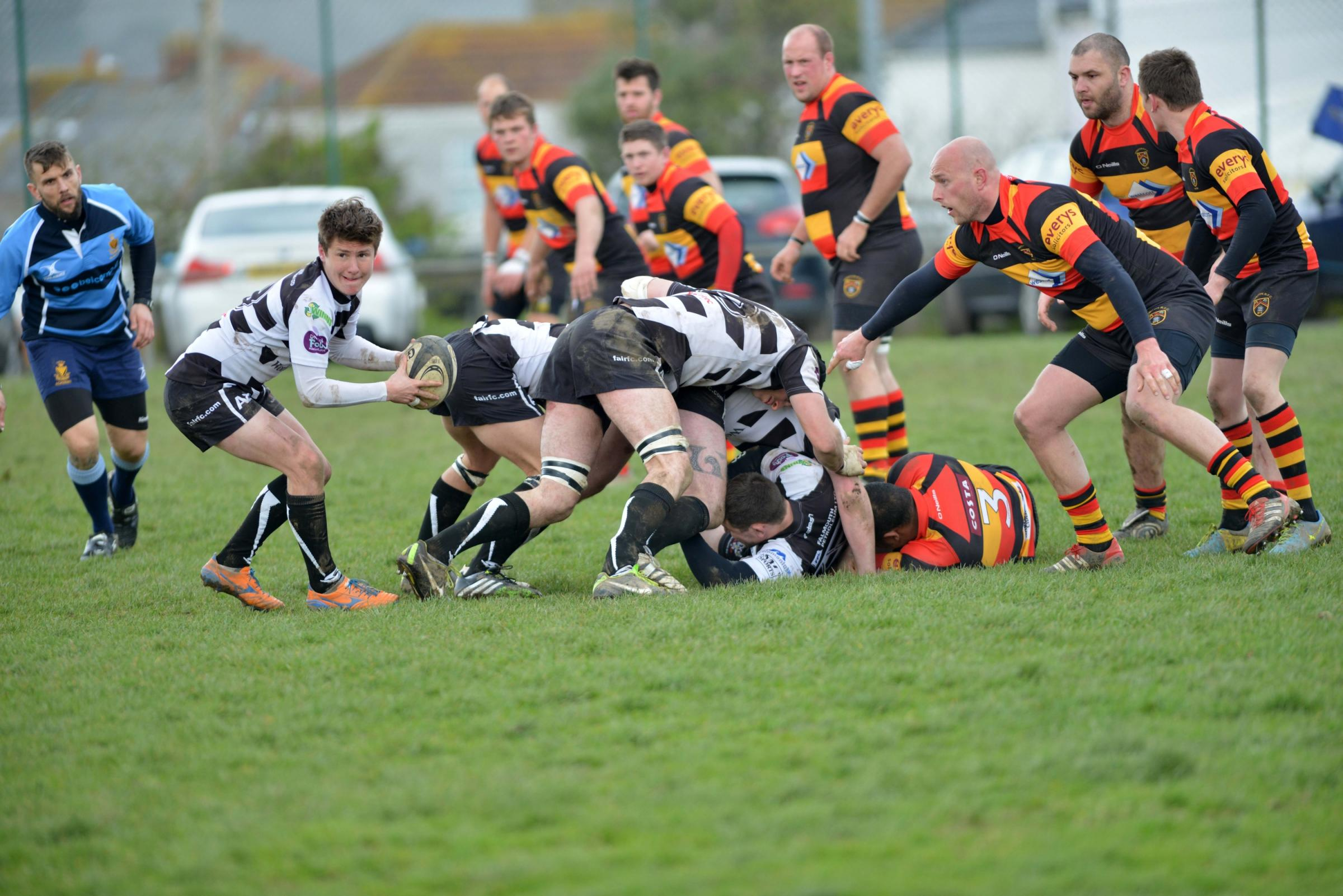 Gritty Eagles stop the rot with victory over Honiton