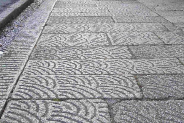 Helston's pavements are the 'best in Britain'. Do you agree?