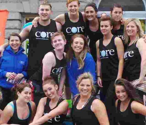 Falmouth Packet: Falmouth's Core Fitness is on the move