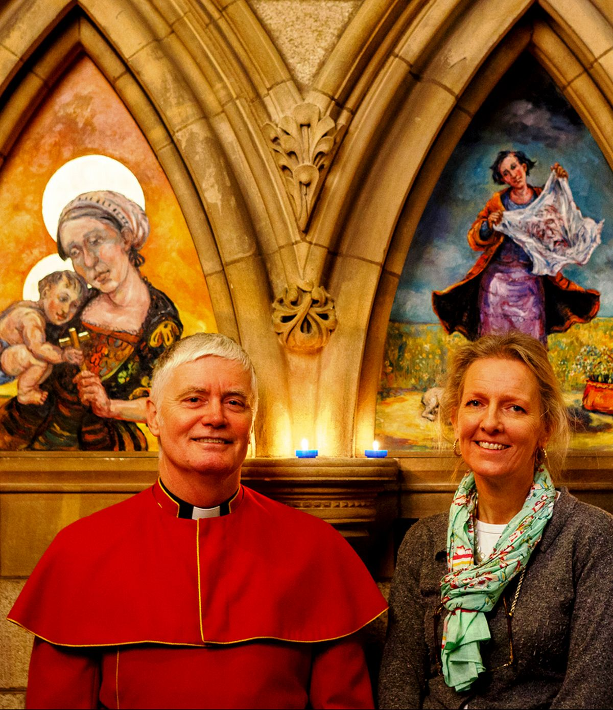 Truro Cathedral unveils Easter exhibition