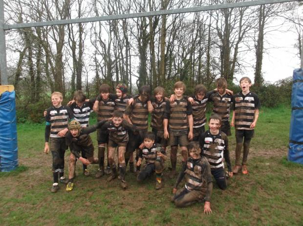 Falmouth Packet: Falmouth's triumphant U13s side