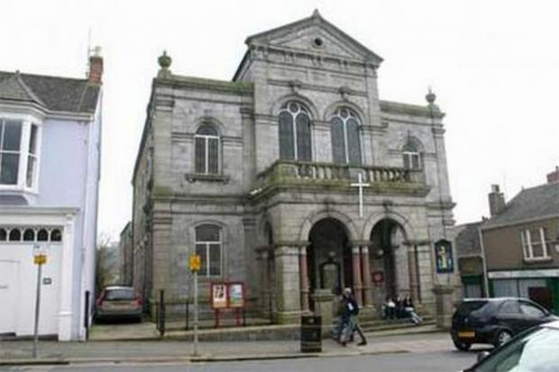 Helston Methodist Church celebrates 125th birthday