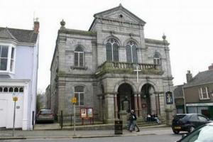 Tales from the madhouse at Helston Methodist Church
