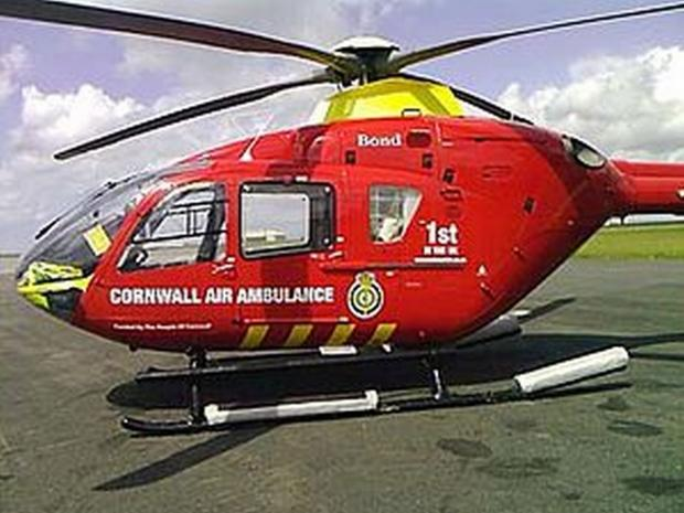 Two rescued after fall from Cape Cornwall disused tin mine