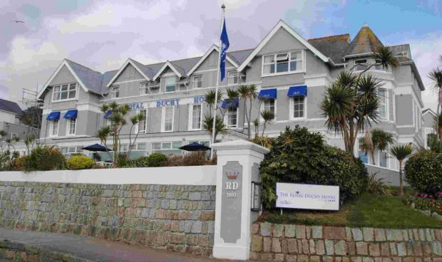 Falmouth's Duchy Hotel plans to expand