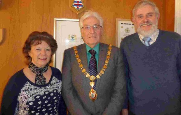 Falmouth mayor's new role as president of longest established theatre group