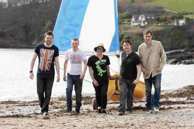 Swanpool beach course helps youth 'turn the tide'