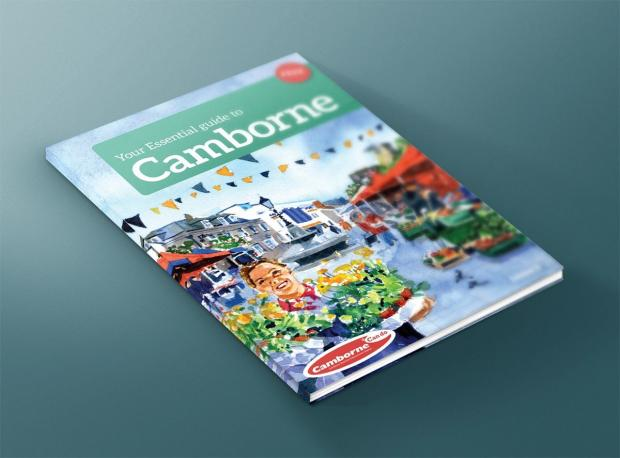 Falmouth Packet: New Camborne town guide launched