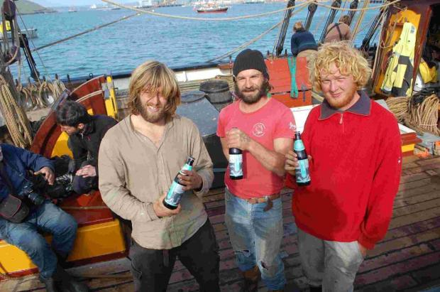 Penryn brewery bottles first fair trade rum shipment