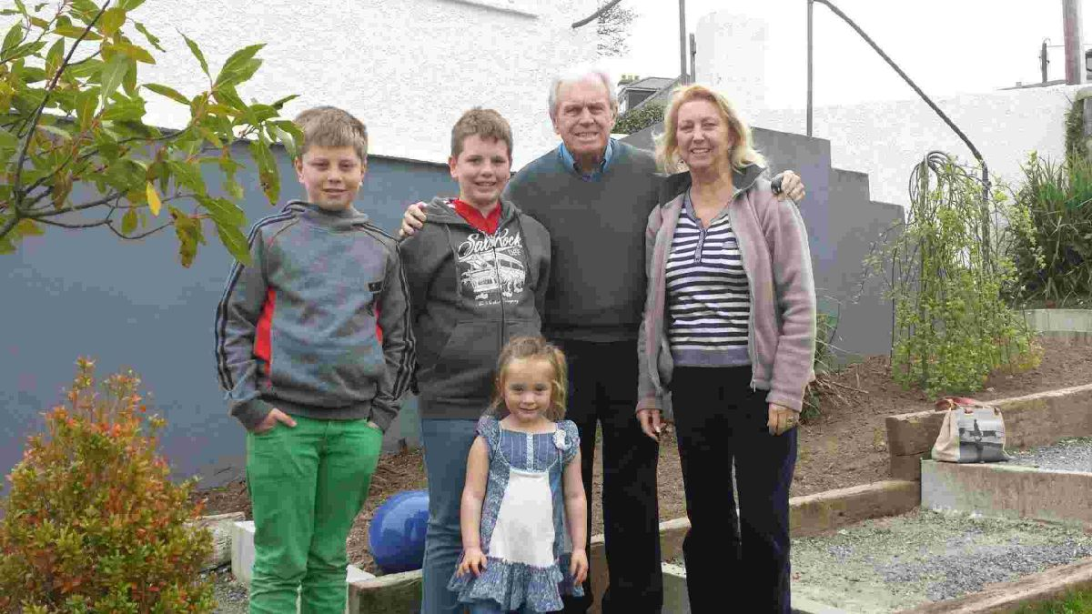 Elder statesman of Cornish sport celebrates 80th birthday