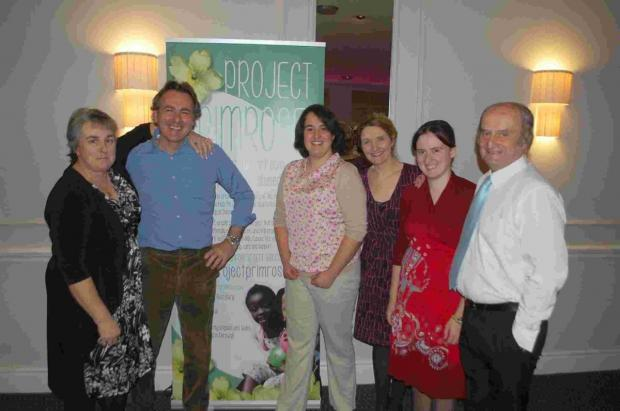Star of BBC's Flog It visits his family in Falmouth to host Rotary fundraiser