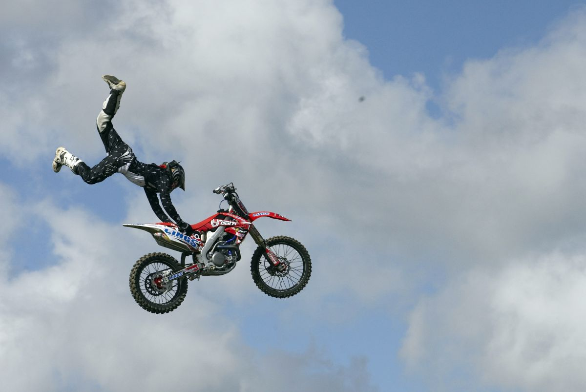 Freestyle motocross team to soar at this year's Royal Cornwall Show