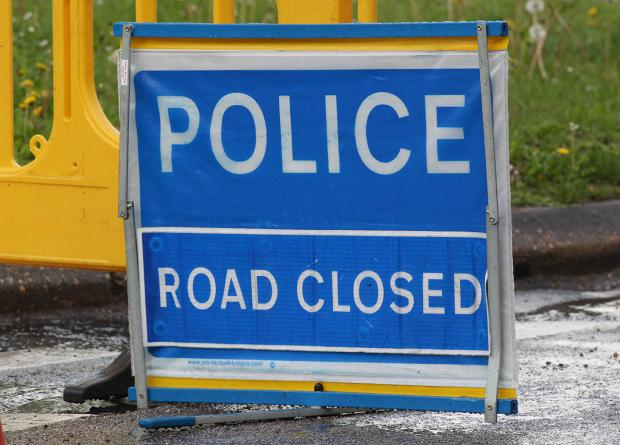 Four casualties treated following A30 crash