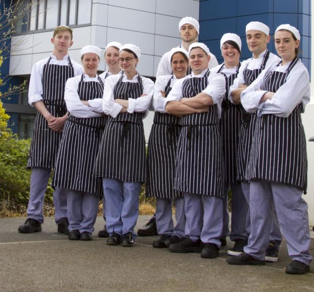 New recruits ready for apprenticeship at Fifteen