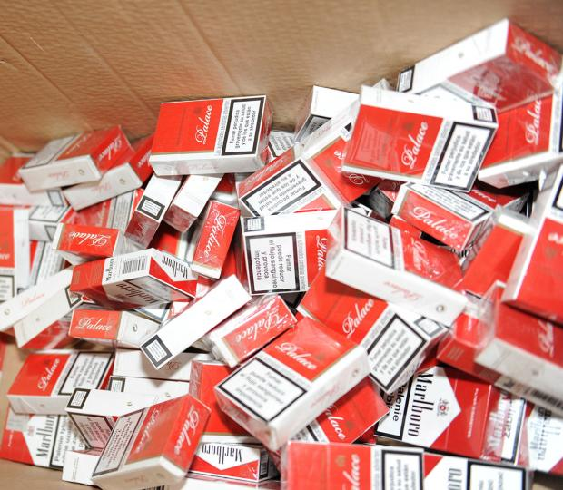 Campaign to tackle cheap illegal tobacco comes to Penzance