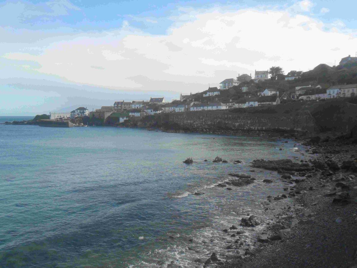Half term events in Coverack