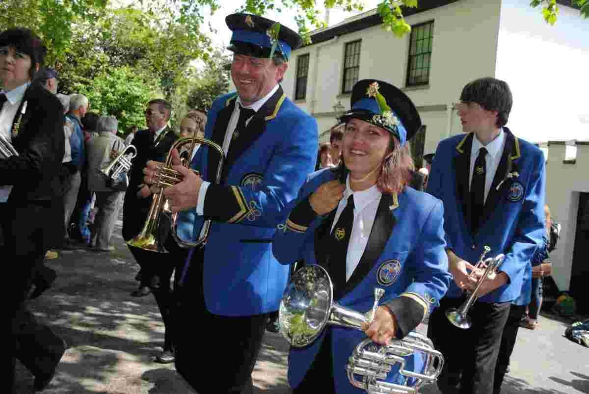 Helston abuzz with excitement as Flora Day arrives