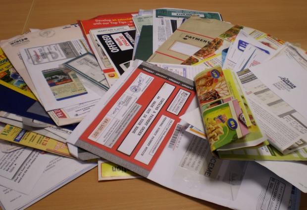 Cornwall Trading Standards campaign says, 'bin those scam letters'