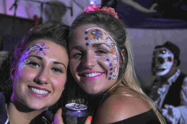 Costumed revellers enjoy 'best Masked Ball yet': PICTURES