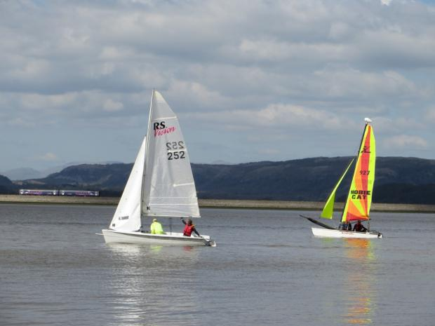 SAILING: Race series makes it to halway point at Mylor
