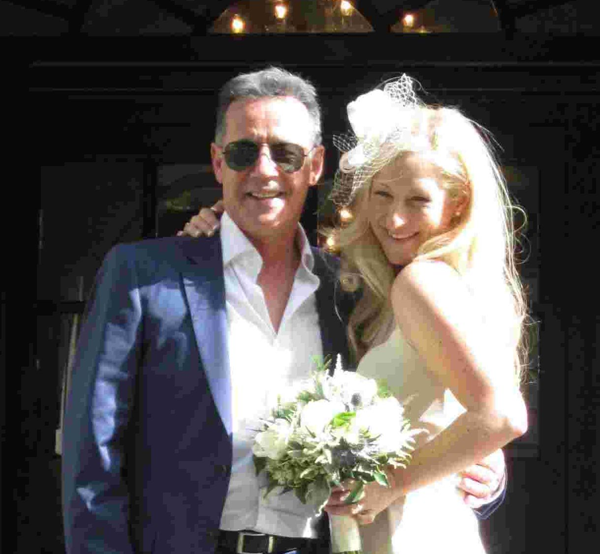 Falmouth charity worker weds to become Mrs Cowell