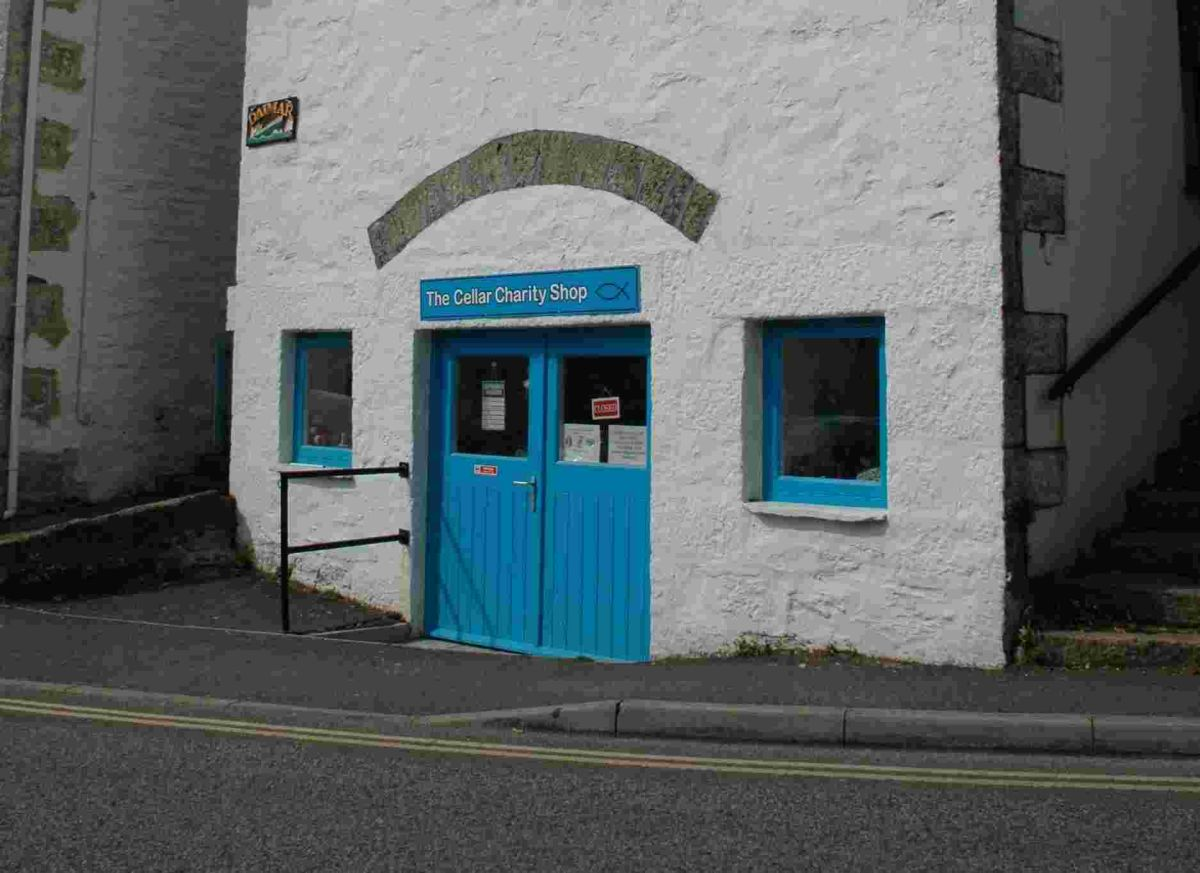 Porthleven charity shop marks five years of fundraising