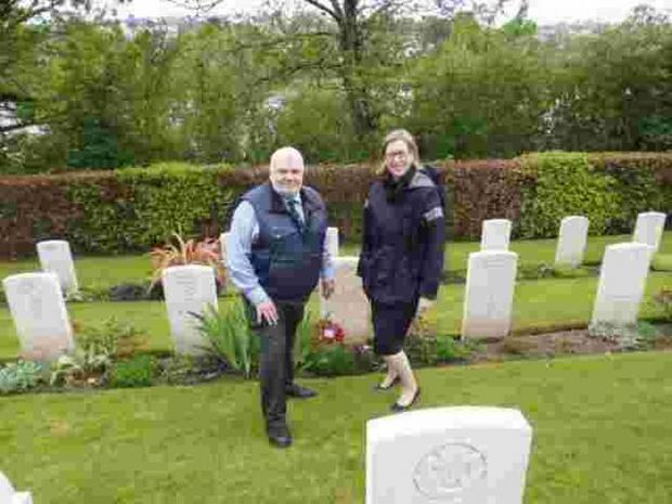Campaign to get Cornish kids to adopt war graves