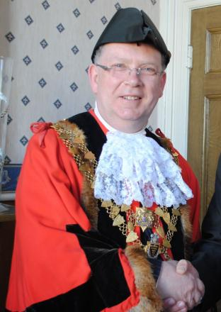 Walk and talk with the new mayor of Helston this Sunday