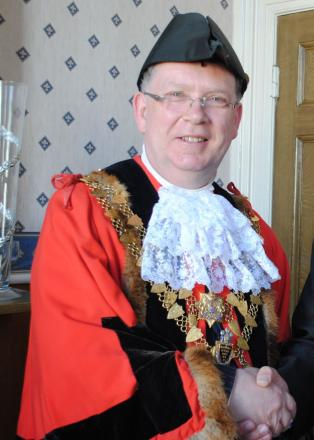'Opportunities exist if you get involved', says new Helston mayor