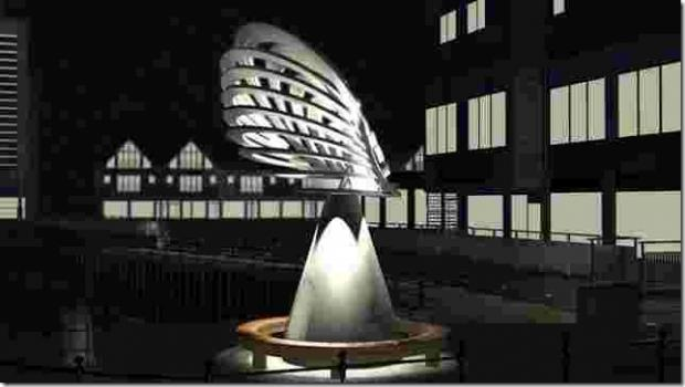 Giant oyster sculpture proposed for Falmouth waterfront