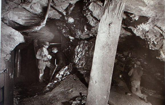 Old photographs reveal hard lives of Camborne area miners