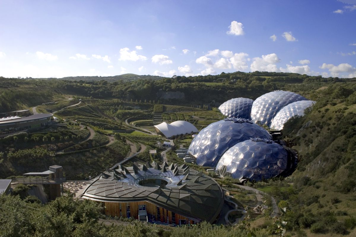 Help Eden Project become best National Lottery project of last 20 years