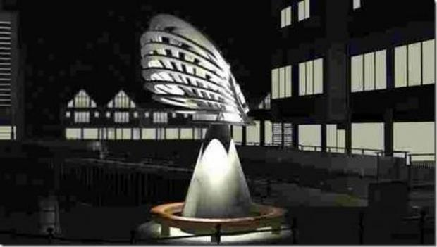 Falmouth council gives thumbs up to giant oyster sculpture