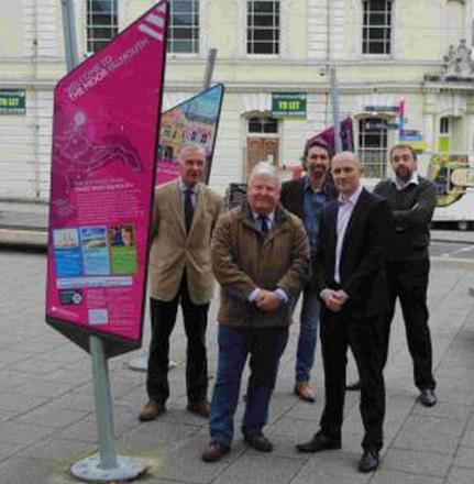 BID plans more signs for Falmouth