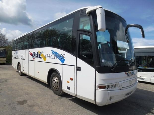 Coaches under the hammer as equipment from bust Cornish firm sold at auction