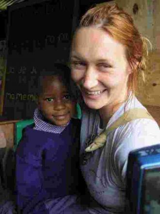 Falmouth School teacher raises funds to help improve education in India