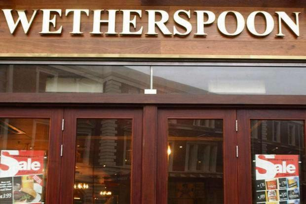 Packet readers support bid to open Wetherspoon pub in Helston