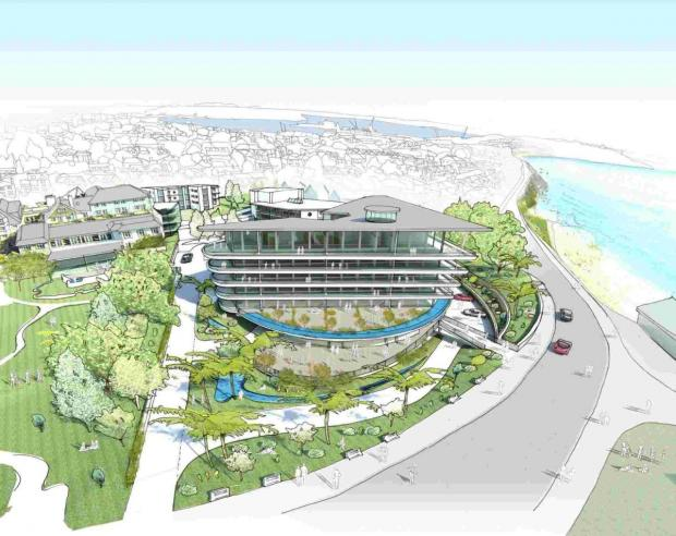 Falmouth Packet: Public reaction to Falmouth Beach Hotel site redevelopment plans: HAVE YOUR SAY