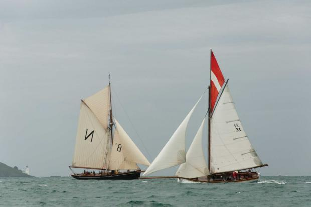 SAILING: Poor weather only adds spice to sailing