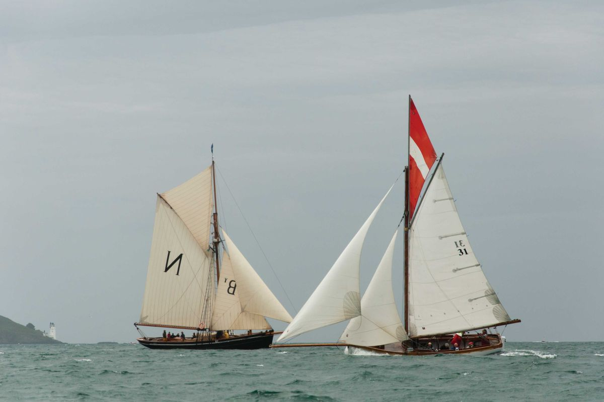 SAILING: Large boats heading to Falmouth for regatta