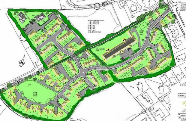 Concerns over more new homes planned for Camborne