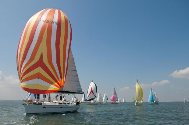SAILING: Pursuit win for Tony