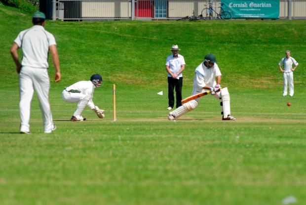 CRICKET: Anup's century not enough to give Falmouth win