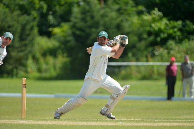 CRICKET: St Gluvias return to table's summit