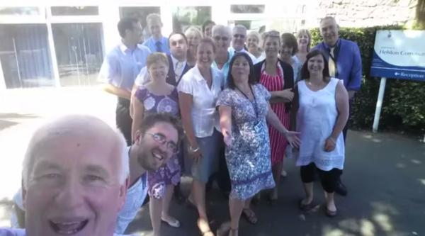 Falmouth Packet: Helston Community College teachers do Glee in surprise end of year video